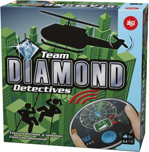 Image of Team Diamond Detectives