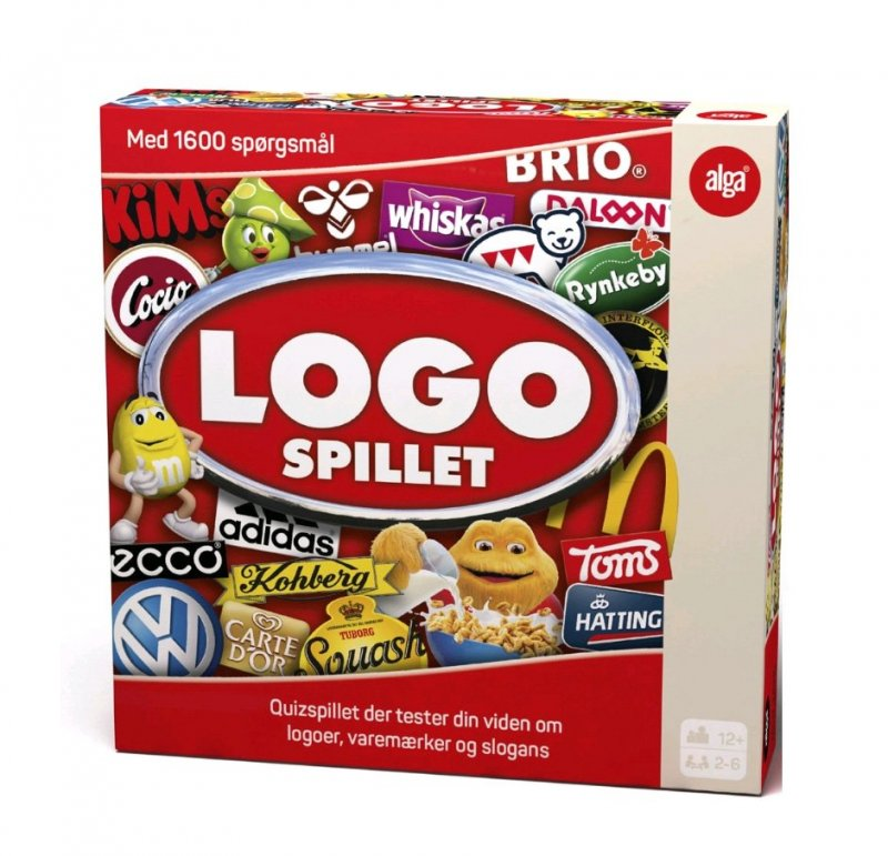 logospillet, logo brætspil, logospil