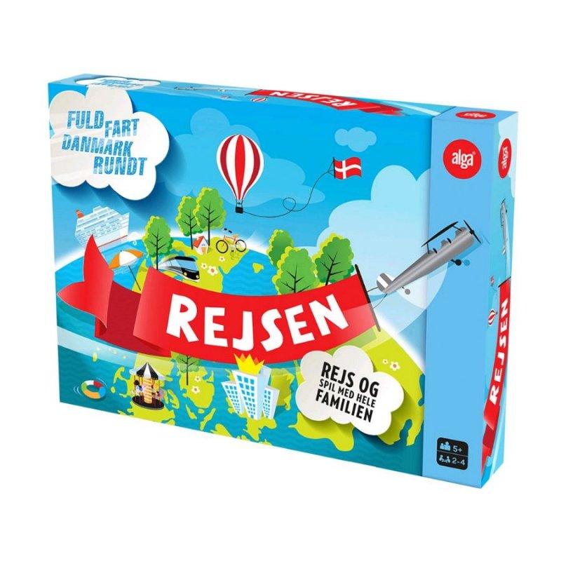 Image of   Rejsen - Alga