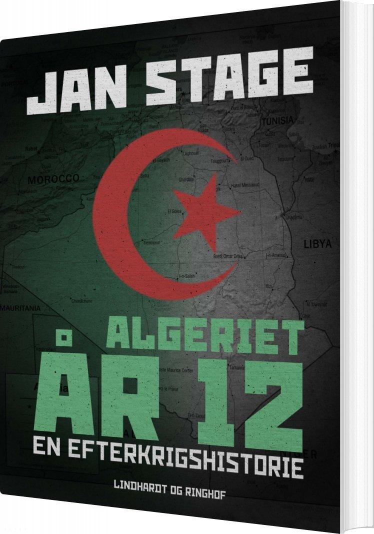 Billede af Algeriet år 12 - Jan Stage - Bog