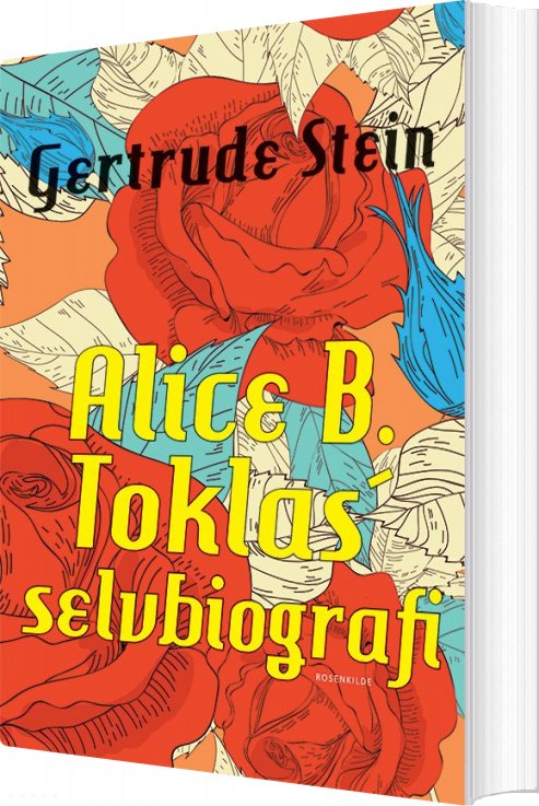 Image of   Alice B. Toklas´selvbiografi - Gertrude Stein - Bog