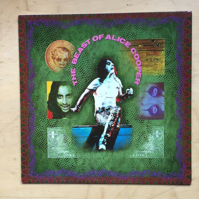 Image of   Alice Cooper - The Beast Of Alice Cooper - CD