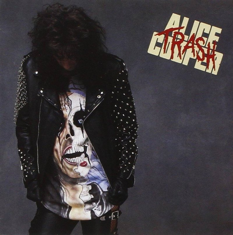 Image of   Alice Cooper - Trash - CD