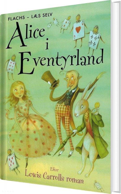Image of   Alice I Eventyrland - Lesley Simms - Bog