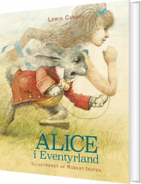 Image of   Alice I Eventyrland - Lewis Carroll - Bog
