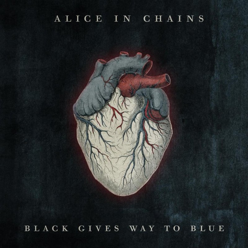 Image of   Alice In Chains - Black Gives Way To Blue - CD