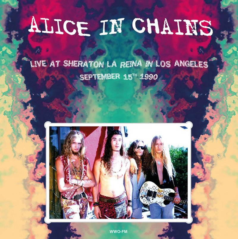Image of   Alice In Chains - Live At Sheraton La Reina - Vinyl / LP