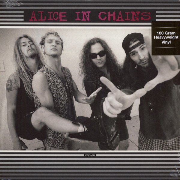 Image of   Alice In Chains - Live In Oakland 1992 - Vinyl / LP