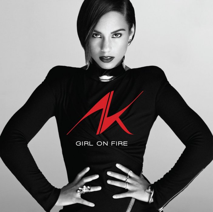 Image of   Alicia Keys - Girl On Fire - CD