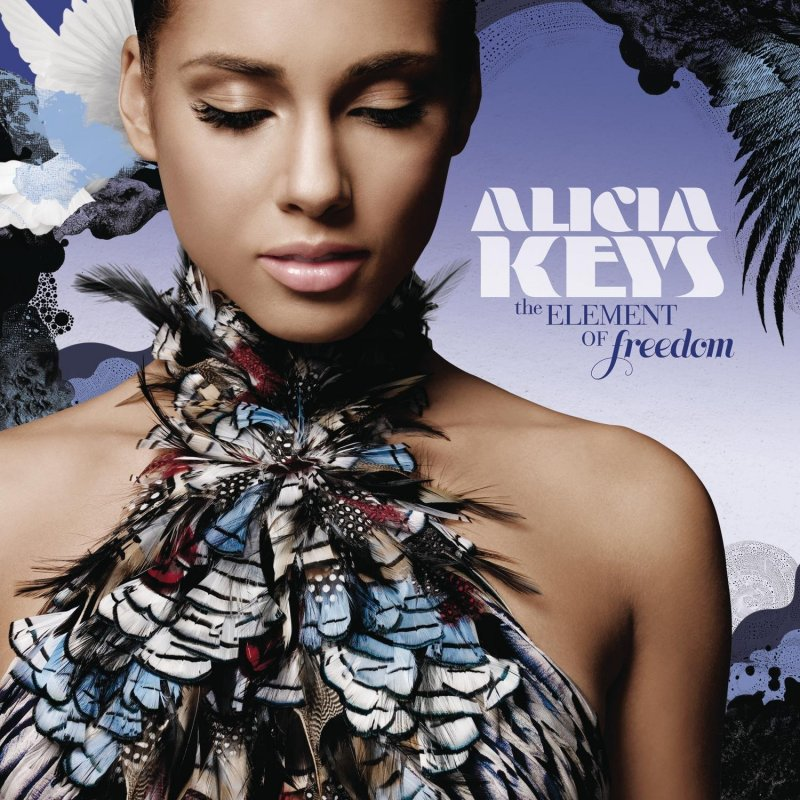 Image of   Alicia Keys - The Element Of Freedom - CD