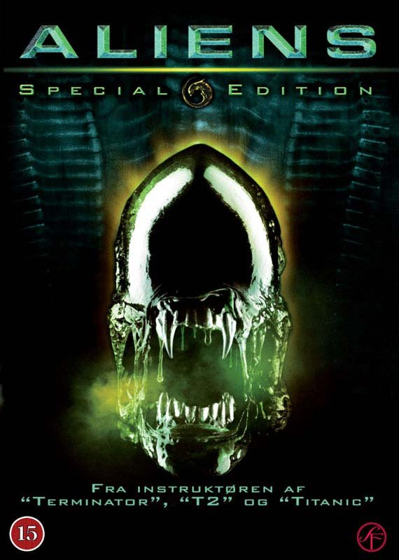 Image of   Alien 2 - Special Edition - DVD - Film