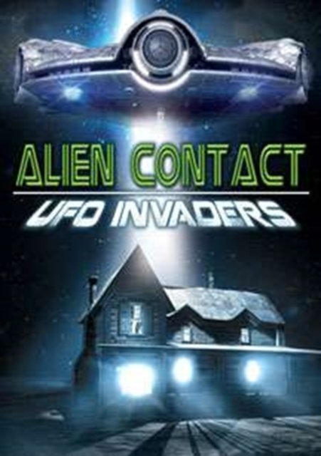 Image of   Alien Contact: Ufo Invaders - DVD - Film