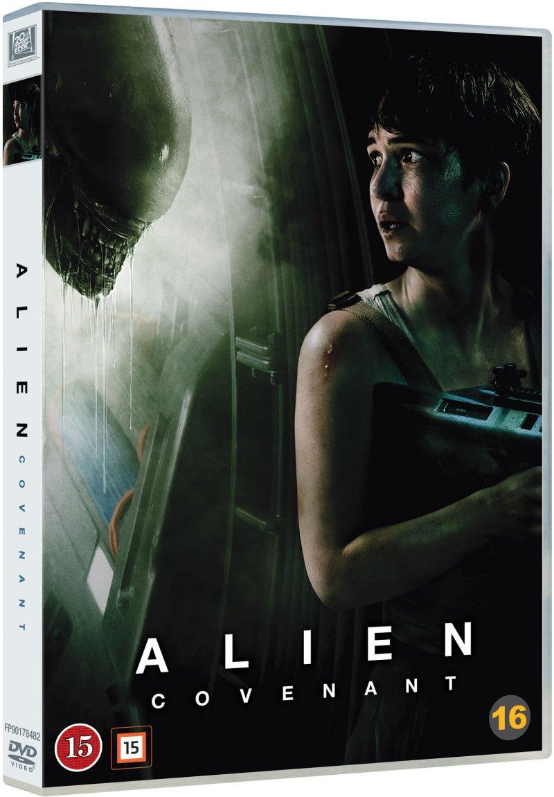 Image of   Alien: Covenant - DVD - Film