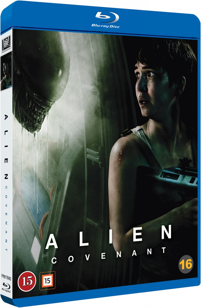 Image of   Alien: Covenant - Blu-Ray