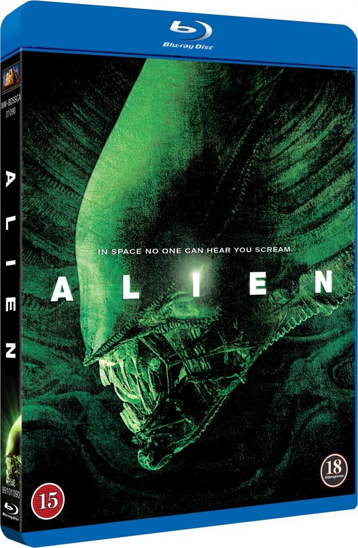 Billede af Alien 1 - Blu-Ray