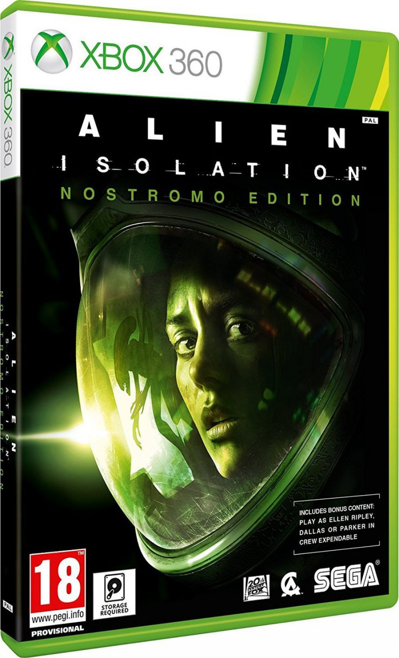 Alien: Isolation - Nostromo Edition - Xbox 360