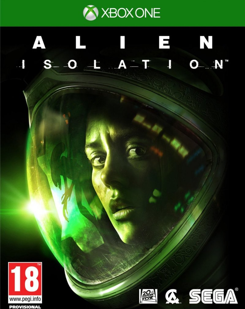 Image of   Alien: Isolation - Xbox One