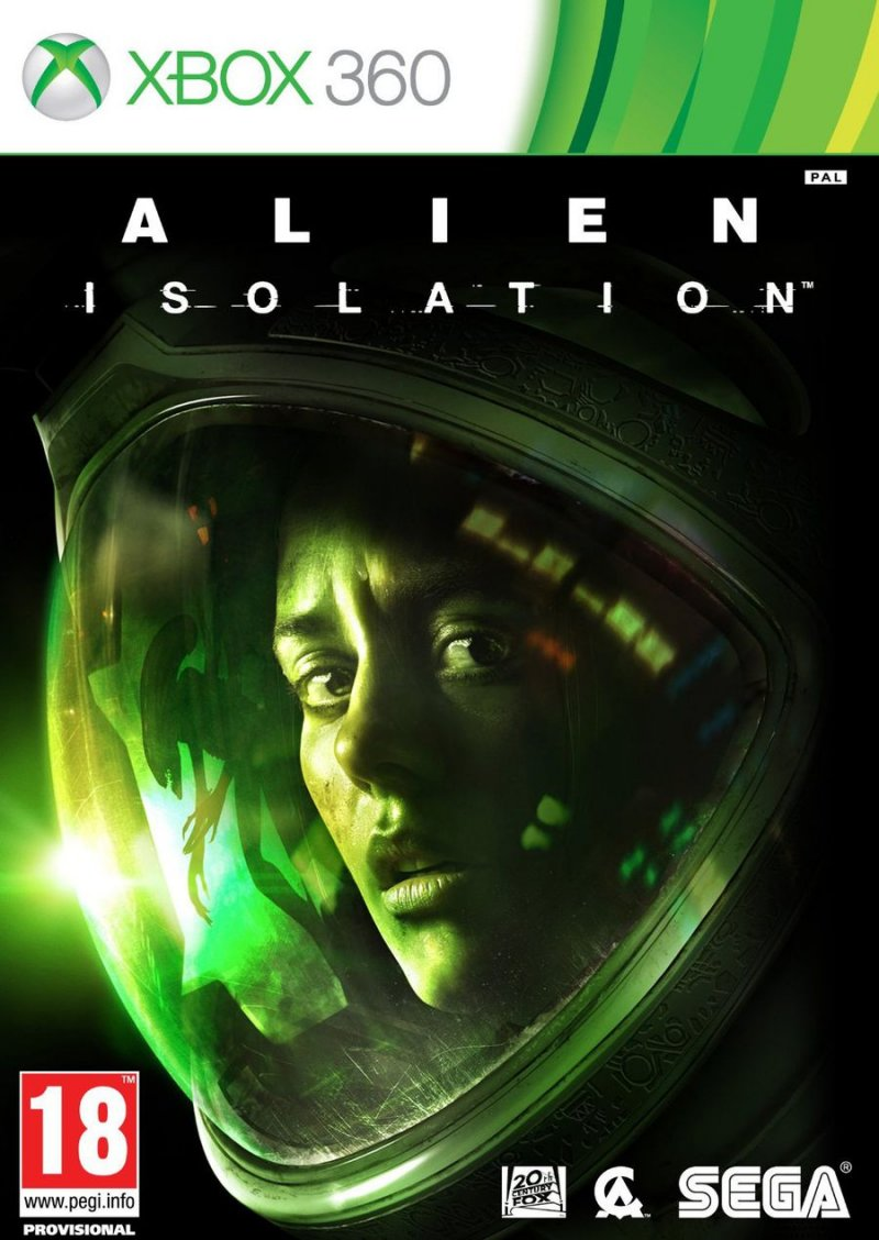 Image of   Alien: Isolation - Xbox 360