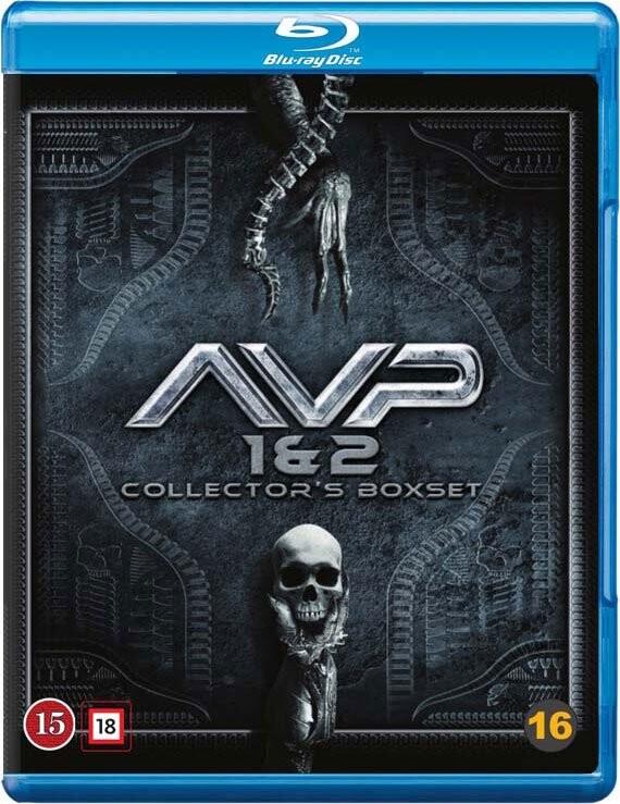 Billede af Alien Vs. Predator // Alien Vs. Predator 2: Requiem - Blu-Ray