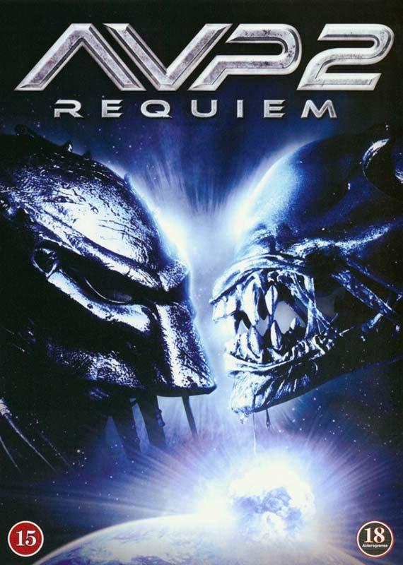 Image of   Alien Vs Predator 2 / Avp 2 - Requiem - DVD - Film