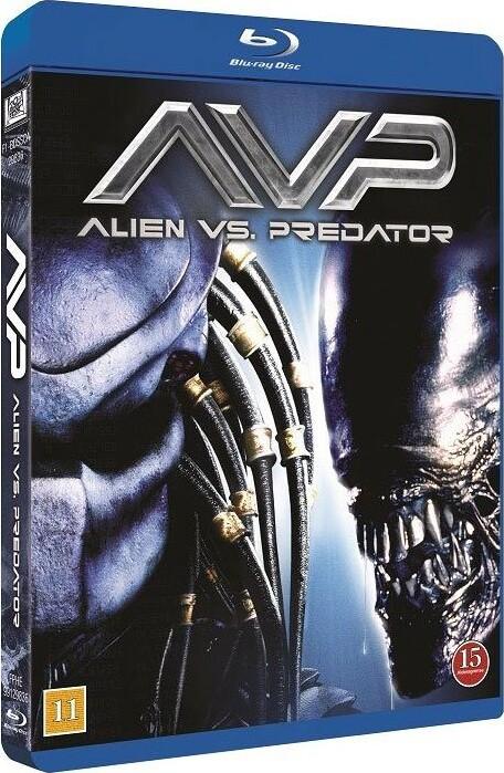 Image of   Alien Vs Predator - Avp - Blu-Ray