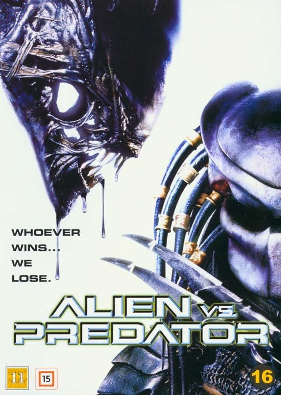 Image of   Alien Vs. Predator - DVD - Film