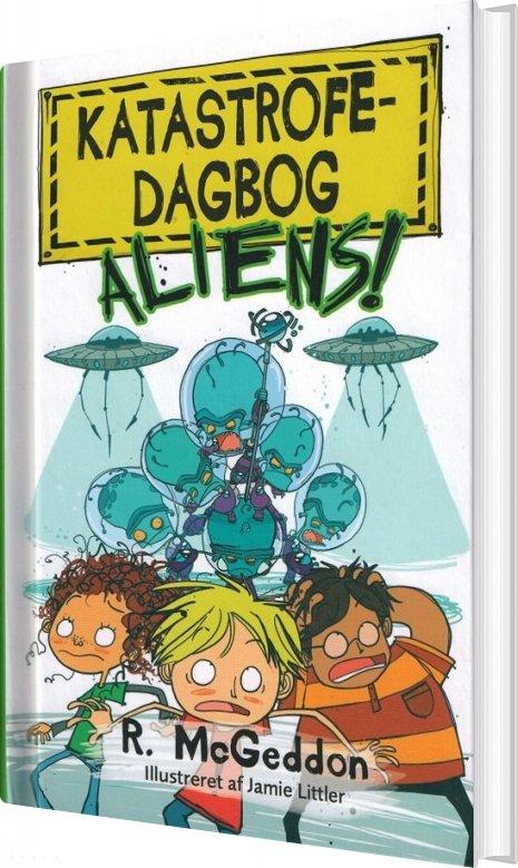 Image of   Aliens! - R. Mcgeddon - Bog