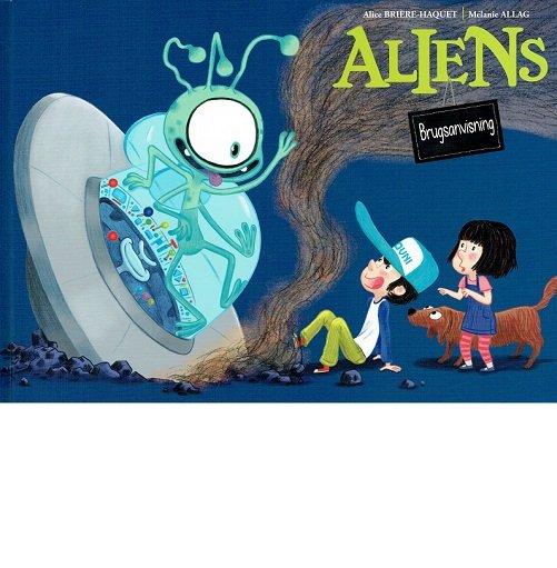 Image of   Aliens - Alice Brière-harquet - Bog