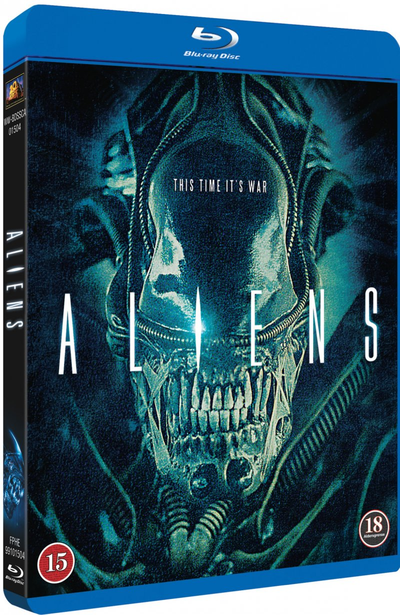 Image of   Aliens - Blu-Ray
