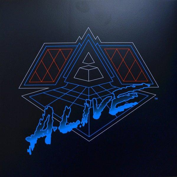 Image of   Daft Punk - Alive 2007 - Vinyl / LP