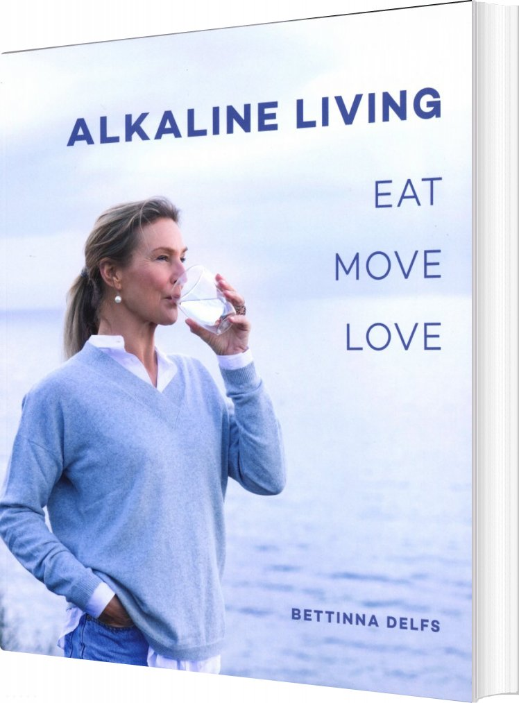 Image of   Alkaline Living - Bettinna Delfs - Bog