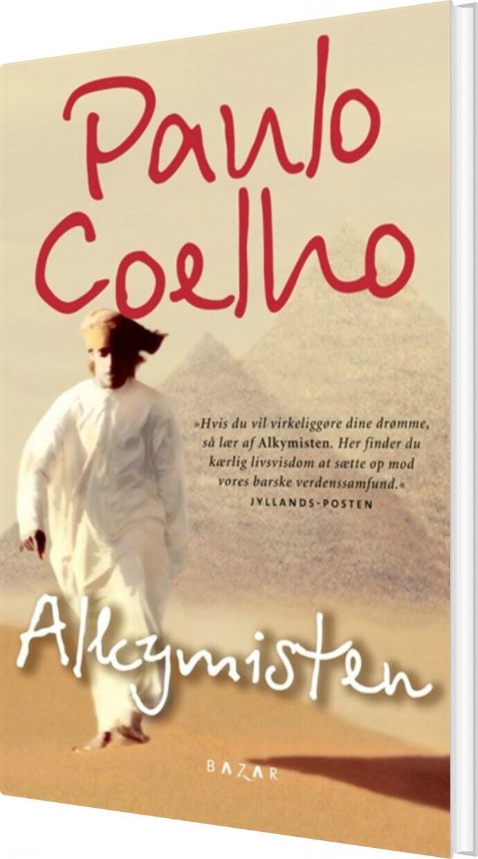 Billede af Alkymisten - Paulo Coelho - Bog