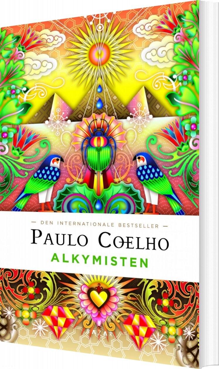 Billede af Alkymisten, (gaveudgave) (catalina Estrada) - Paulo Coelho - Bog