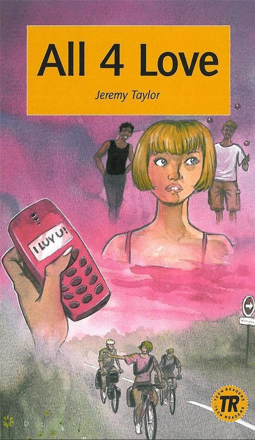 All 4 Love, Tr 1 - Jeremy Taylor - Bog