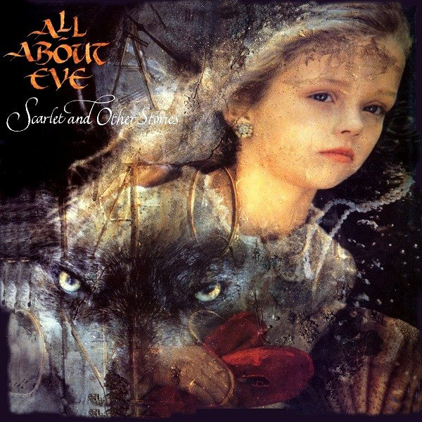 Image of   All About Eve - Scarlet And Other Stories - CD