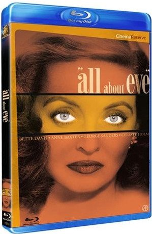 Image of   All About Eve - Blu-Ray