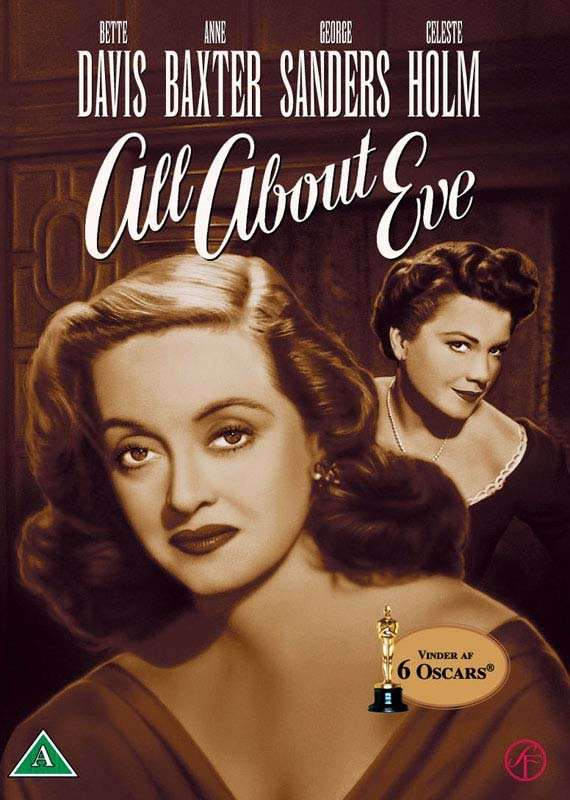 Image of   All About Eve - DVD - Film