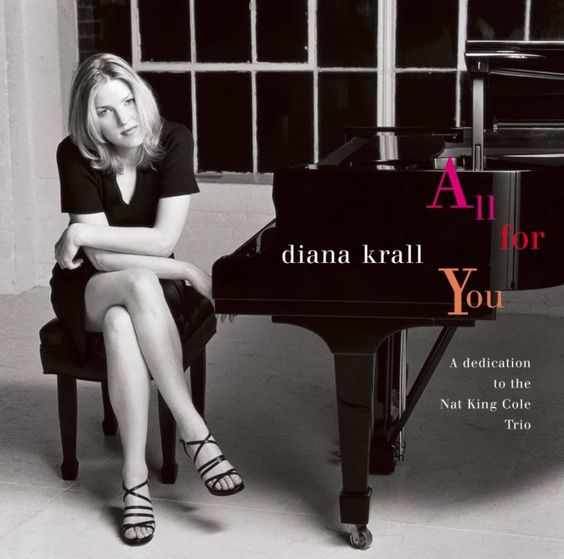 Image of   Diana Krall - All For You: A Dedication To The Nat King Cole Trio - Vinyl / LP