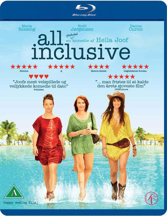 Image of   All Inclusive - Blu-Ray