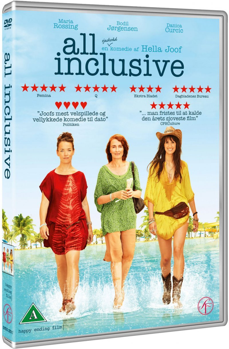 Image of   All Inclusive - Hella Joof - DVD - Film