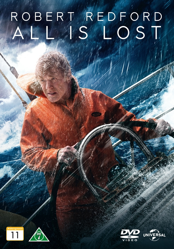 Billede af All Is Lost - DVD - Film