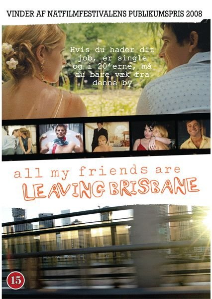 Image of   All My Friends Are Leaving Brisbane - DVD - Film