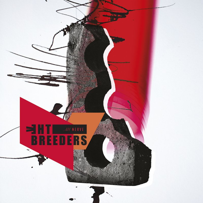 Image of   The Breeders - All Nerve - Colored Edition - Vinyl / LP