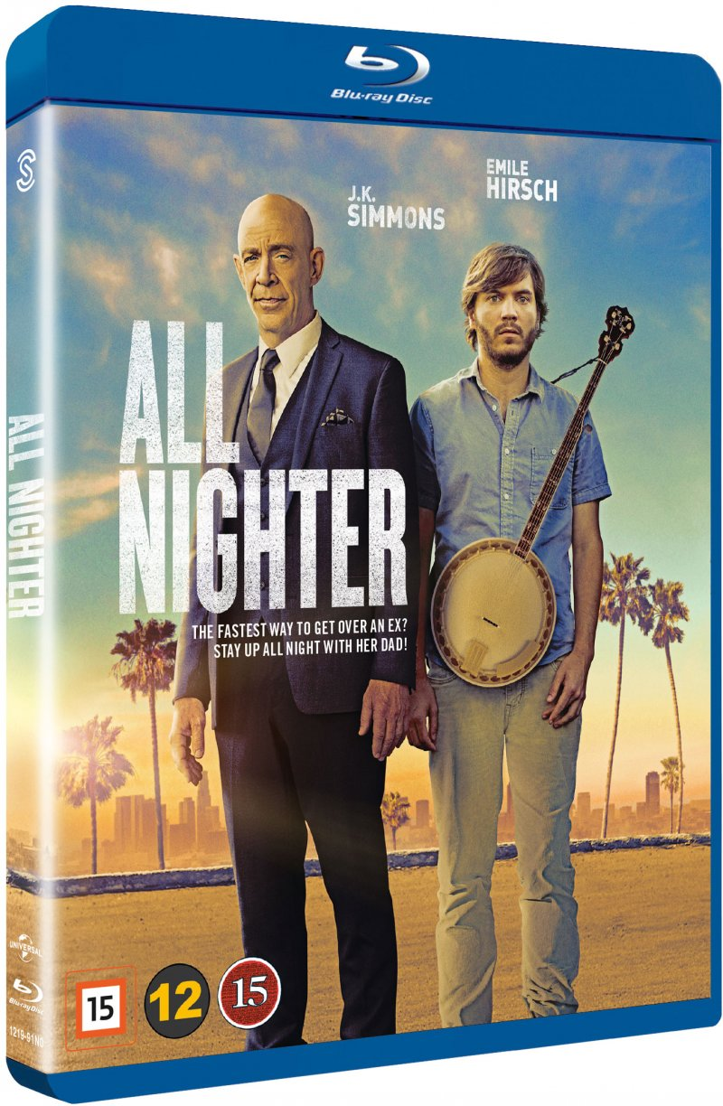 Image of   All Nighter - Blu-Ray