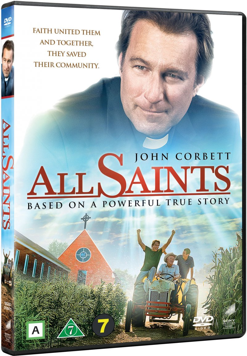 Image of   All Saints - DVD - Film