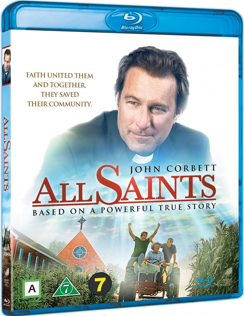 Image of   All Saints - Blu-Ray