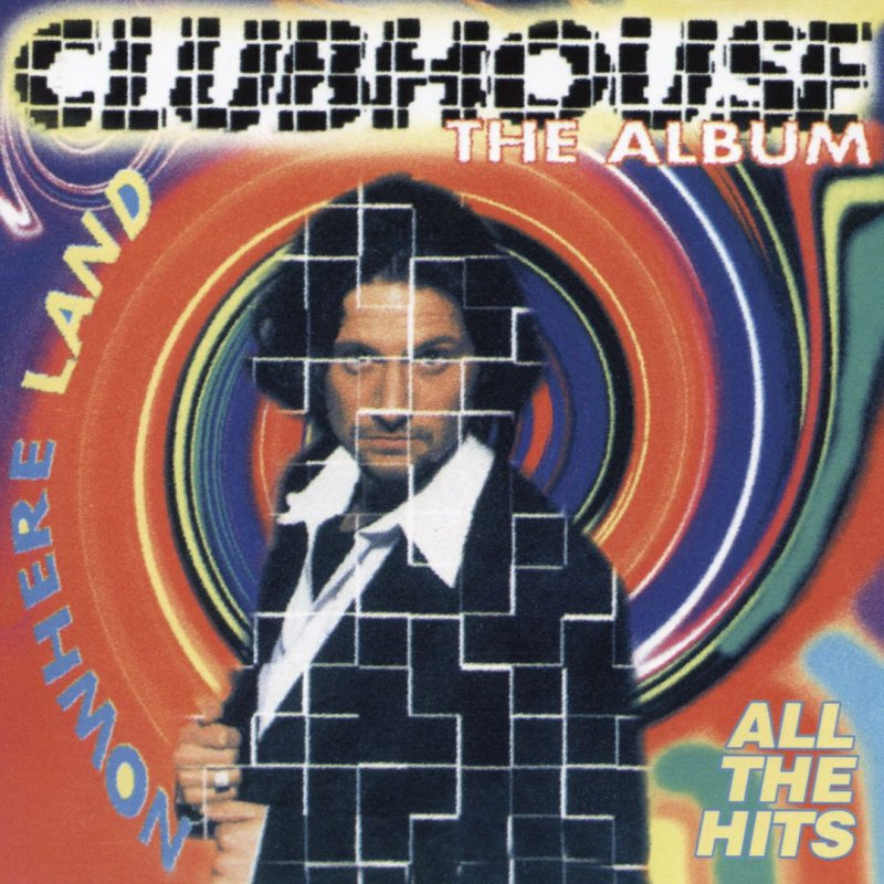 Image of   Clubhouse - All The Hits - CD
