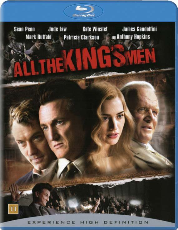 Image of   All The Kings Men - Blu-Ray