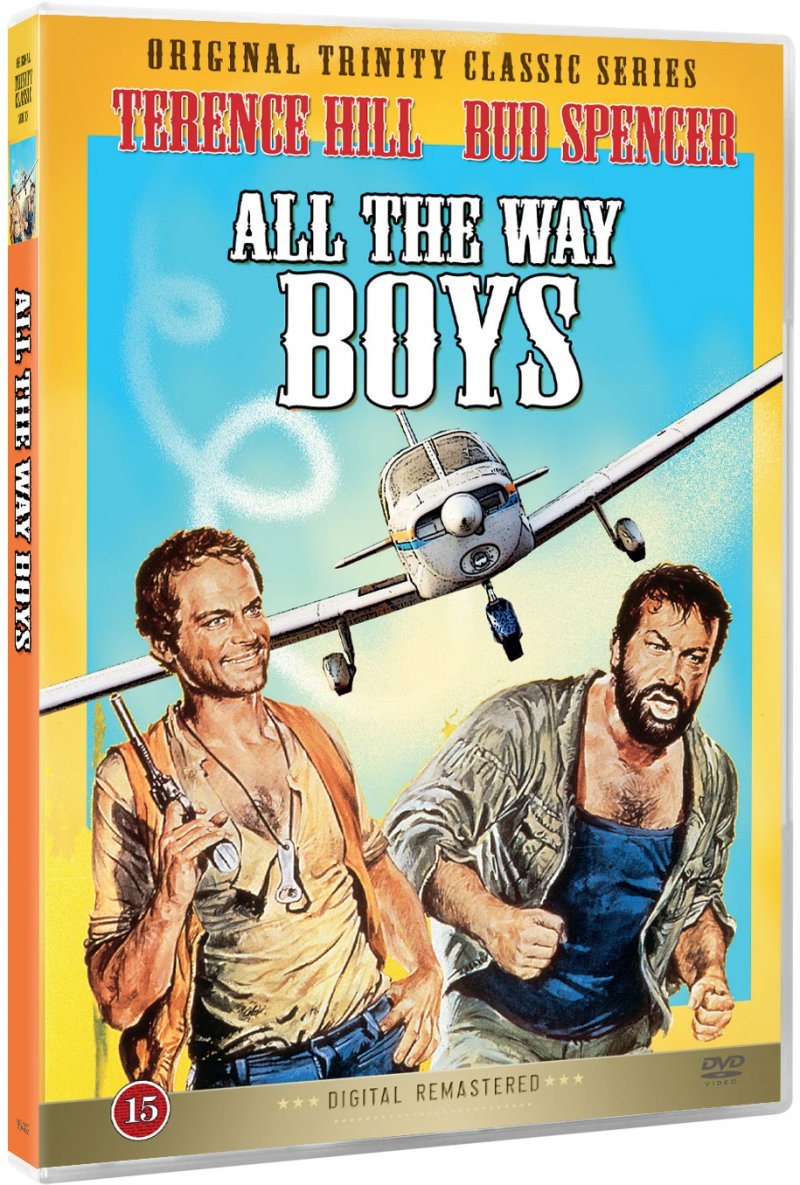 Image of   All The Way Boys - DVD - Film