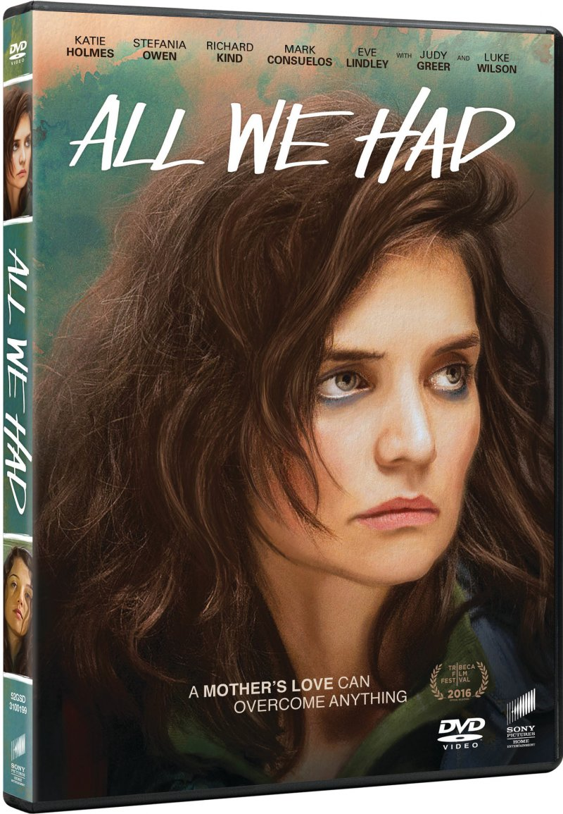 Billede af All We Had - DVD - Film